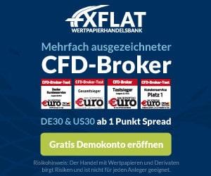 CFD Handel und deutscher Forex Broker - FXFLAT